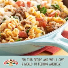 Take the fuss out of lasagna with this quick and easy stove-top recipe starting with flavorful Saute Express Saute Starter. - No fuss skillet lasagna. Skillet Lasagna, Skillet Meals, Cooking Recipes, Healthy Recipes, Cooking Ideas, Delicious Recipes, Pasta Recipes, Beef Recipes, Healthy Food