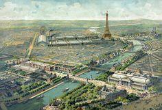Torre Eiffel, sua história e seus segredos - Devagar Se Vai Mais Longe