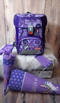 Starter Set, Diaper Bag, Lunch Box, Pattern, Diy, Bags, Cotton Textile, Fabrics, Back To School