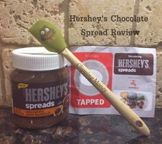 Clipping Money: #Review: Hershey's Chocolate Spread  Hershey's has now come out with spreadable chocolate products and I am here to tell you a little bit about it.