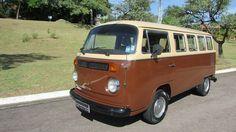 vw kombi luxo 1983 raridade original coleção antigo Volkswagen Bus, Vw T2 Camper, Kombi Clipper, Kombi Hippie, Kombi Home, Combi Vw, Bay Window, Concept Cars, Garage