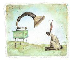 The New Sound by Leontine Greenberg, via Flickr