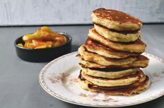 Gruyere Pancakes