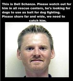 """ANIMAL ABUSER ALERT! PLEASE SHARE!   """"BEWARE!!! This man is looking for bait dogs for dog fighting. This came from the rescue group I work under. Please keep your pets close to you and DO NOT give any animal to him! Share with your friends. Help keep our animals safe!""""  *** FB post from an animal rescuer from Greenville, SC 4/30/12"""