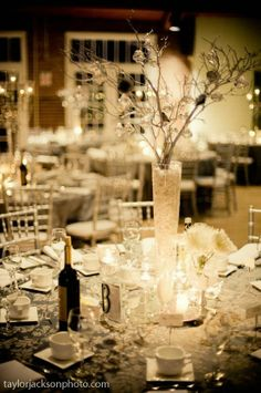 Pretty Centre Pieces weddings