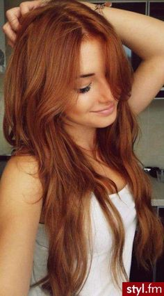 Love this shade of red. If I was brave enough, I would attempt this.