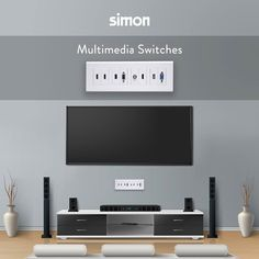 We have the solution Simon Modular Multimedia Connectors. Easily Connects :- 1. Pen drive  2. Laptop 3. Firestick 4. Digital Camera Color Switch, Wall Boxes, Red Oak, Multimedia, Digital Camera, Home Improvement, Laptop, Colours, Digital Camo