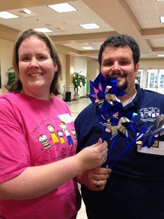 Pinwheels 2014 #pinwheelsforprevention #fsfapa #fapa #fapapbc #childabuseprevention #fostercare #adoption