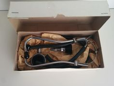 Oude Stethoscoop en Hoofdlamp