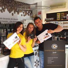 #capsuleandcoffee #Fano #glispecialistidelcaffè #novità #capsulecialde #compatibili #Nespresso #nescafè #dolcegusto #mustespresso #madeinFano
