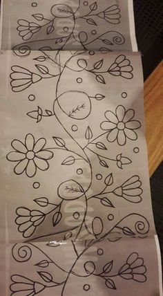 Wonderful Ribbon Embroidery Flowers by Hand Ideas. Enchanting Ribbon Embroidery Flowers by Hand Ideas. Mexican Embroidery, Hand Work Embroidery, Silk Ribbon Embroidery, Crewel Embroidery, Hand Embroidery Patterns, Embroidery Thread, Cross Stitch Embroidery, Machine Embroidery, Flower Embroidery