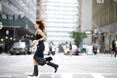 The Best Street Style from New York: Spring 2018 - HarpersBAZAAR.com