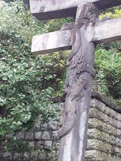 昇龍 品川神社
