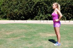 11. Lunge With Rear Leg Lift