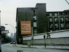 Berlin-Mitte Rosenthalerstrasse in den 90ern