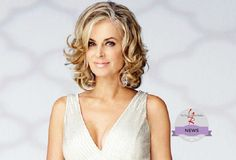 Eileen Davidson is a legendary soap star. The Real Housewives of Beverly Hills star has played Ashley Abbott on The Young and the Restles. Cool Haircuts, Cute Hairstyles, Wedding Hairstyles, Hairstyle Ideas, Taylor Armstrong, Eileen Davidson, Beautiful Old Woman, Housewives Of Beverly Hills, Young And The Restless