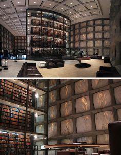 Yale University Beinecke Rare Book & Manuscript Library