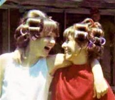 Sleep In Hair Rollers, Roller Set, Perms, Curlers, Sexy, Color, Vintage, Beauty, Colour
