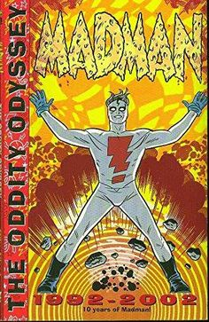 Madman: The Oddity Odyssey: Allred, Mike