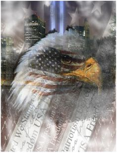 9/11 ~ Never, never forget . . .