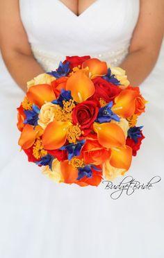 30 Fall Wedding Bouquets For Autumn Brides | Fall Weddings ...