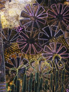 Angie Hughes :: Bird Garden Series