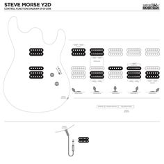 steve morse steve morse search steve morse y2d guitars ernie ball music man