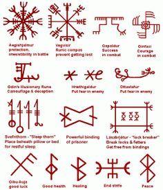 Tatuajes De Runas Vikingas Talismanes Nordicos Tattoo Pinterest