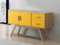 Hallway Shoe Storage, Deco Design, Retro Furniture, Plywood, Credenza, Woodworking, Shelves, Cabinet, Living Room