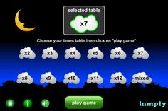 Mastering your Times Tables - Free App