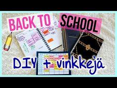 DIY koulutarvikkeet + vinkkejä | Sleeping Beauty 2015 - YouTube