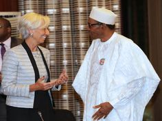 view point: Buhari to IMF: we're looking inwards to fix econom...