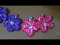 DIY    Membuat Souvenir sendiri dari pita satin 1 inch - Tutorial By Lista Tsurayya - YouTube