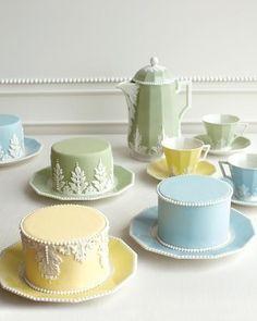 Mini Cakes :)