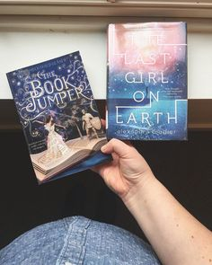 At a previous teen event at the Library we let attendees look through our book order list and pick out what books they wanted to read. The most popular selections got added to our order and a few arrived this week! Im especially excited for The Book Jumper. . . . . #library #bookcollection #newbooks #reading #yabooks #librarylife #librarian #bookstagram #readinglife #ilovebooks