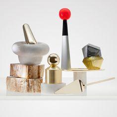 Tom Dixon Macina spezie Stone | Utensili da cucina | Cucina | Finnish Design Shop