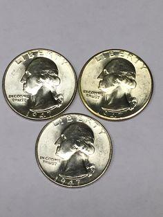 1950 P D Jefferson Nickel Year set Choice Gem BU US 2 Coin lot