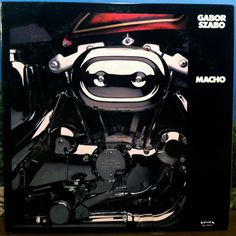 Gabor Szabo Macho Vinyl Record LP Promo 1975 Salvation Jazz Funk Breaks Samples Idris Muhammad by vintagebaronrecords on Etsy