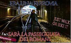 La passeggiata dei Romani