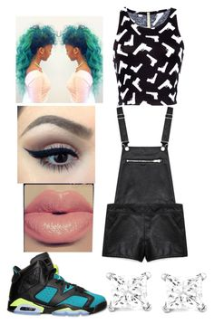 """Untitled #507"" by lea113111 ❤ liked on Polyvore featuring Forever 21"