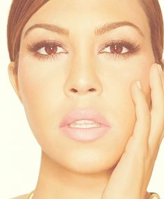 kourtney for khroma beauty. Kourtney's my favorite