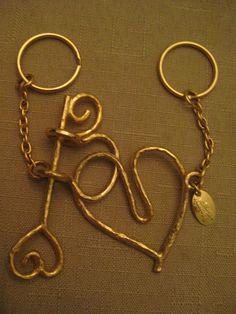Lolita Lempicka Goldtone Floating Heart And Key Keyring Lolita Lempicka, Shop Till You Drop, Hair Decorations, Serendipity, Key Rings, Hearts, Boutique, Personalized Items, Bracelets