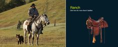 MySaddleTrader is proud to offer the best selection of Western Ranch Saddles available anywhere.