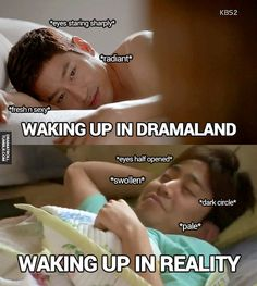 Hahaha!! The true though XD