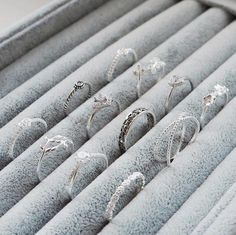 Valentine's Sterling Silver Special Promotional Rings