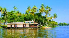 Munroe Island is a set of 8 exotic islets that were interlinked by a former Colonel John Munroe during his services as the administrative head of the Princely State of Travancore.