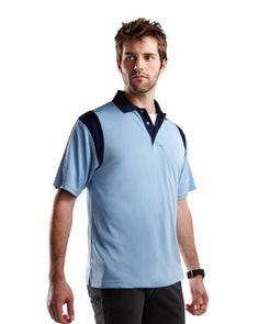 Ultra Cool Half Sleeve Mens Golf Shirt.  Tri mountain 217 #GolfShirt  #ultracool #greatoffer