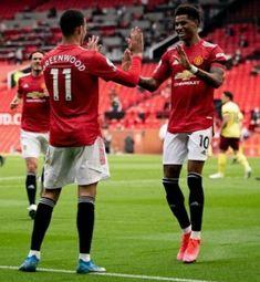 Marcus Rashford, Man United, Manchester United, Premier League, Daddy, The Unit, Football, Running, Sports