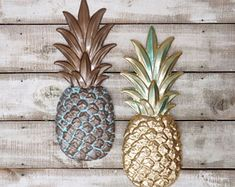 Items similar to Pineapple Wall Decor ~Large Metal Pineapple Wall Decor~Pineapple Kitchen Decor~Pineapple Gift on Etsy Tropical Kitchen, Pineapple Kitchen, Colorful Kitchen Decor, Tropical Decor, Italian Kitchen Decor, Chef Kitchen Decor, Rustic Kitchen Decor, Kitchen Decorations, Garden Decorations