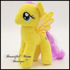 NEW 18cm My Little Plush Pony Toys Rainbow Cartoon Pinky Pie Kids Stuffed Plush in Dolls, Bears, Dolls, Other Dolls   eBay